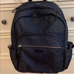 COPY - Vera Bradley Large Campus Laptop Backpack …